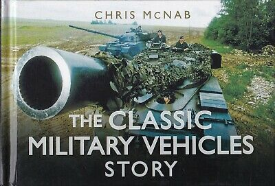 Classic Military Vehicles Story • 8.99£