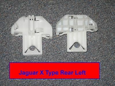 $1.99 • Buy Jaguar X-Type Window Regulator Clip (1) - REAR Left (driver Side Window)