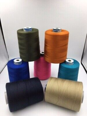 £13.99 • Buy Gütermann Polyester100%-Heavy Duty Sewing Machine Thread M36 -M27 Colours