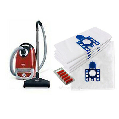 £8.91 • Buy 5 MIELE Compatible GN Cat & Dog Turbo 5000 S5 DUST BAGS FILTERS & AIR FRESHENERS