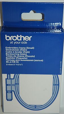 Brother Ef82 Extra Small Embroidery Machine Frame/hoop 750e 1250e F440e F480 • 21.45£