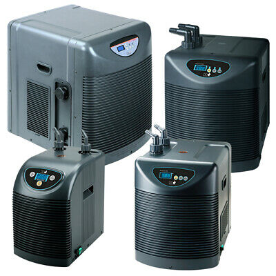 D-d Dc300 Dc750 Dc2200 Dc4000 Fish Tank Water Refrigerated Cooler Chiller • 499.99£