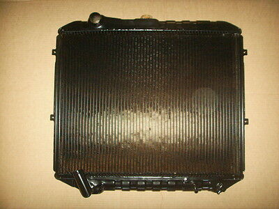 AU499.95 • Buy RADIATOR FOR MITSUBISHI PAJERO V6 93 2000 NJ NK NL 3.5L V6 475mm CORE HEIGHT NEW