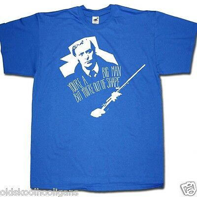 Inspired By Get Carter T Shirt - You're A Big Man But You're Out Of Shape • 12.99£