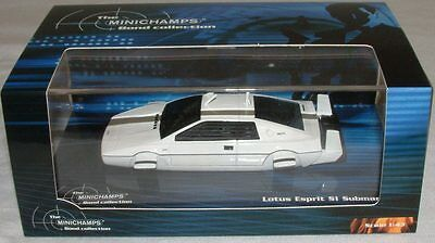 $ CDN43.28 • Buy James Bond : Lotus Esprit S1 Submarine - From The Spy Who Loved Me By Minichamps