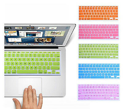 $5.99 • Buy Silicone Keyboard Cover Skin For Apple Macbook Air 13  13 Inch A1369 A1466