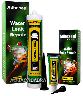 Innotec Adheseal Underwater Garden Fish Pond Liner Sealant Water Leak Repair • 12.95£