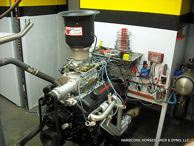 350ci Small Block Chevy Blown Street Engine 450hp/500tq Built-To-Order Dyno Tune • 8,074.95$
