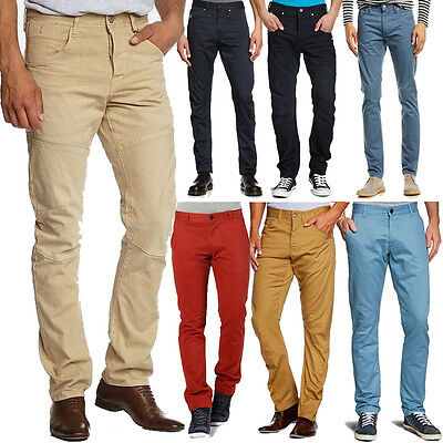 Mens And Boys Jack And Jones Chinos Slim Fit Mens Chinos (brand New) • 8.95£