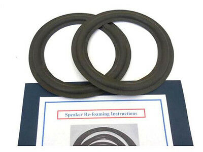 $ CDN11.30 • Buy New 8  Inch  Woofer Speaker Foam Edge Repair Kit Infinity 902-4592 9024592
