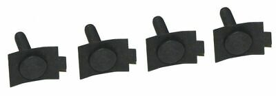 $13.75 • Buy 1964-81 GM Rear Package Tray 6x9 Speaker / Grill Mounting Mount Clip Studs Set 4