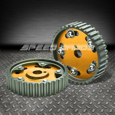 AU119.06 • Buy Aluminum Replacement Cam Gear For Toyota 4age Engine Dohc Mr2/ae86 Gts Gold