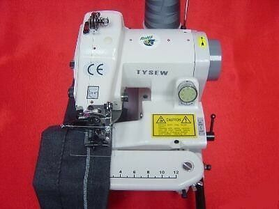 £199 • Buy Tysew TY500 Portable Industrial Blind Stitch Hemmer/Hemming Sewing Machine