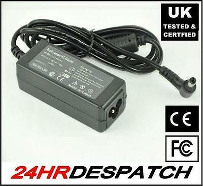 For Acer Aspire 5715 One D255 Adp-40th A Lc.adt01.006 Laptop Charger Adapter • 12.49£