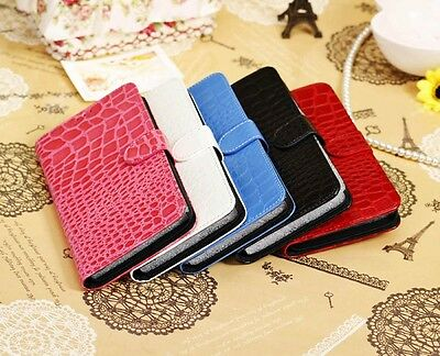 PU Leather Case Cover Stand Samsung Galaxy Mega 6.3 Inch  I9200 +Free Protector • 22.10AU