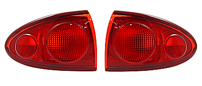 $104.95 • Buy Fits 03-05  CAVALIER Tail Lamp / Light Quarter Mounted Right & Left Set