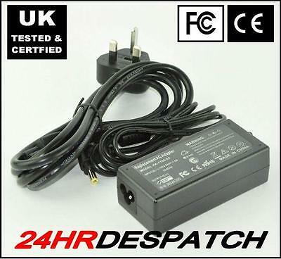 £14.49 • Buy NEW Replacement TOSHIBA EQUIUM P200D-139 19V 3.95A 75W ADAPTOR With Lead
