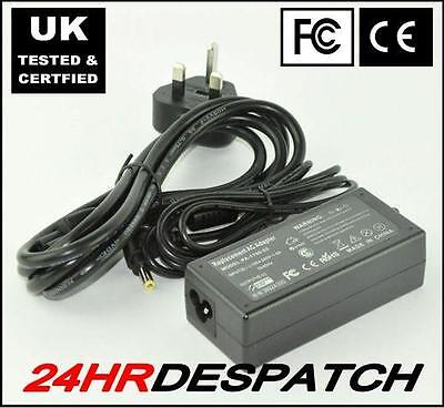 NEW Replacement TOSHIBA EQUIUM P200D-139 19V 3.95A 75W ADAPTOR With Lead • 14.49£