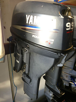 AU1000 • Buy Yamaha 9.9hp High Thrust 4 Stroke Outboard Parts