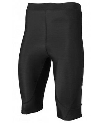 Spalding Mens Response Base Layer Shorts Sports Cycle • 14£