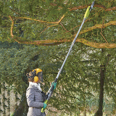 £89.99 • Buy Telescopic Pole Chainsaw Long Reach Electric Tree Pruner Trimmer Branch Cutter