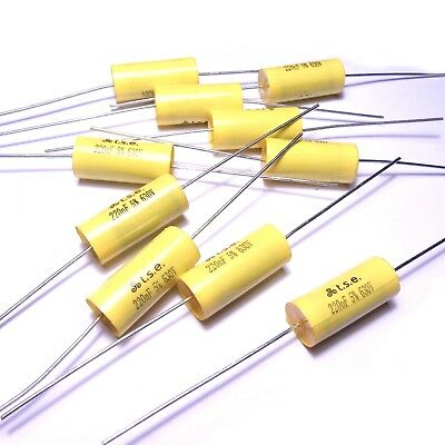 5pz Capacitor Polyester 330nf 330000pf 63v P = 5mm