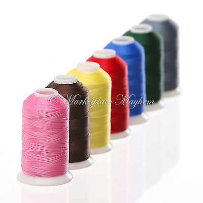 Strong Bonded Nylon -sewing Thread - Rot Proof- Repair- 60s / Tex 45 -500m Metre • 5.48£
