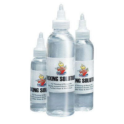Mixing Solution For Thinning & Mixing Tattoo Ink • 5.99£
