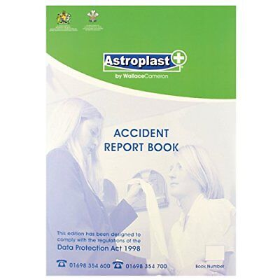£4.50 • Buy Accident /Injury Report Book A4 Comply With Data Protection Act 1998