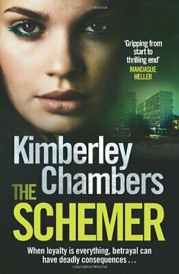 The Schemer By Kimberley Chambers Book The Cheap Fast Free Post • 6.49£