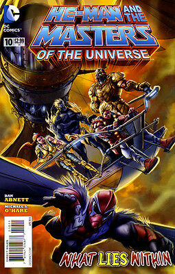 £3.99 • Buy HE-MAN AND THE MASTERS OF THE UNIVERSE (2013) #10 New Bagged
