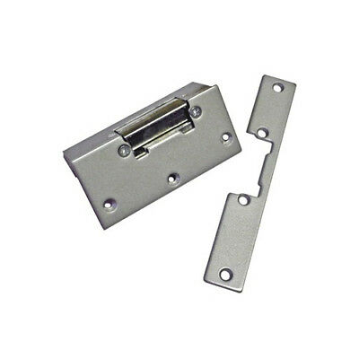 £18.99 • Buy Lock Release Electric Strike  For Door Entry Access With Mortice Plate