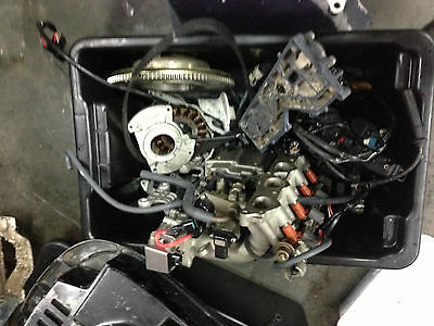 AU2500 • Buy 115hp Yamaha Wrecking Outboard Parts