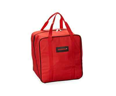 $47.78 • Buy Bernina Domestic Overlocker Serger Machine Red Storage Carry Bag Case