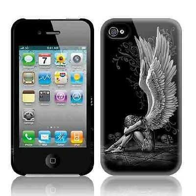 £7.95 • Buy Spiral Direct ENSLAVED ANGEL Apple IPhone 4/4S Mobile Phone Case/Cover, Gothic