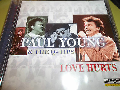 $ CDN6.32 • Buy Paul Young & Q Tips Love Hurts CD *SEALED* QTips Eddie Floyd