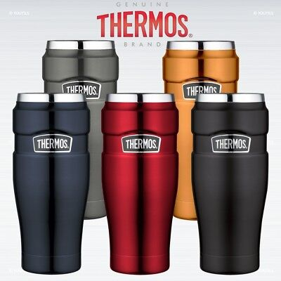 £22.99 • Buy Thermos Stainless King Travel Tumbler Leak Proof Vacuum Insulated 0.47L