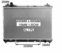 AU279.95 • Buy Radiator For Suzuki Grand Vitara JT 3.2L V6 JB 2.7L V6 4WD Petrol Auto Man Koyo