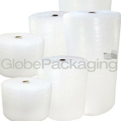 £8.95 • Buy SMALL AND LARGE BUBBLE WRAP 300mm 500mm 600mm 750mm 1000mm 1500mm X 10m 50m 100m