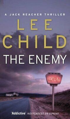 The Enemy: (Jack Reacher 8) By Child, Lee Book The Cheap Fast Free Post • 3.99£