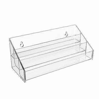 Nail Polish Varnish Display Stand Acrylic Perspex Retail Holder Wall Or Counter • 9.79£
