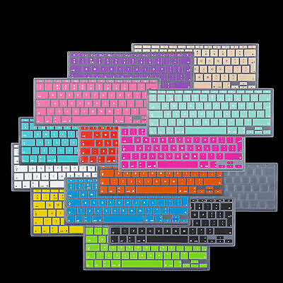 £2.99 • Buy Silicone Keyboard Cover For MacBook 13  15  17  Pro / Retina / 11.6  13  Air