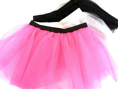 New Ladies Mens Unisex Tutus Net Skirt Retro Flarey Puffy Xl Xxl Plus Size • 77.95£