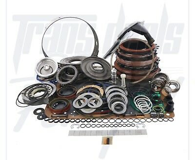 AU618.06 • Buy Fits Chevy 4L60E Transmission PowerPack Red Eagle Deluxe Rebuild Kit 97-03 L2