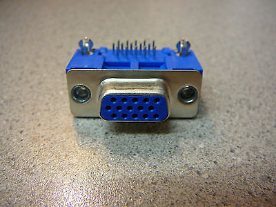 $2.29 • Buy FOXCONN Connector D-Shell PCB Mount Plug 15-Pin Socket 0.09 Pitch  **NEW**