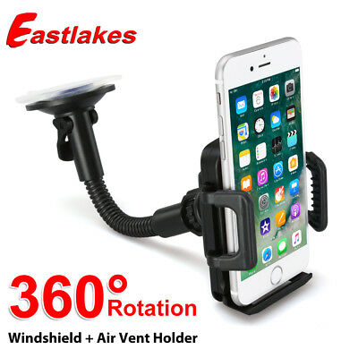 AU14.45 • Buy Car Mount Holder Cradle Dock Windshield For IPhone Galaxy GPS Mobile Cell Phone
