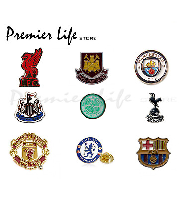 £3.49 • Buy Official Football Team Stud Pin Badge - Latest Design For 2014