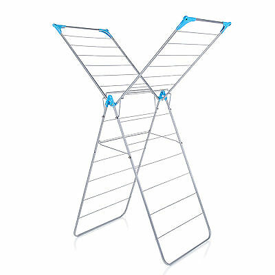 £29.99 • Buy Minky X Wing™ Indoor Airer 15m Drying Space - Silver