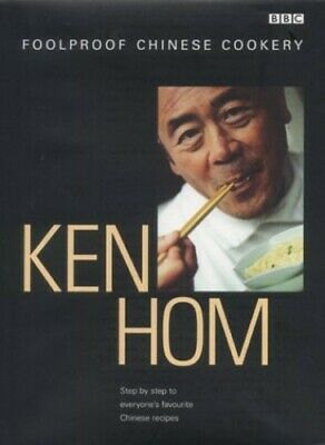£2.69 • Buy Ken Hom's Foolproof Chinese Cookery By Hom, Ken Hardback Book The Cheap Fast