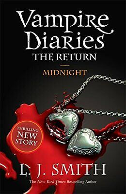 The Vampire Diaries: Midnight: Book 7: 3/3 By J Smith, L Paperback Book The • 3.99£